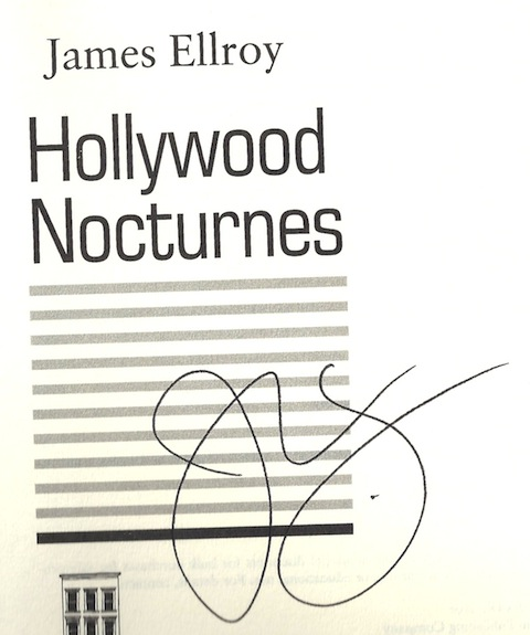 Image for Hollywood Nocturnes