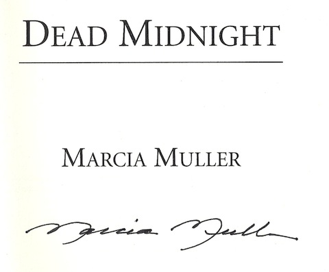 Image for Dead Midnight (Sharon McCone Mysteries)
