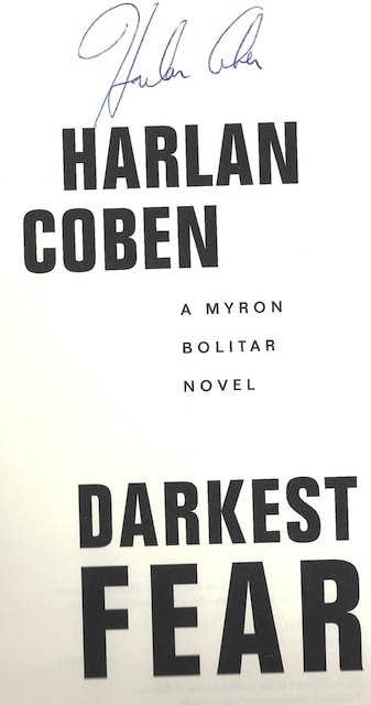 Image for Darkest Fear : A Myron Bolitar Novel