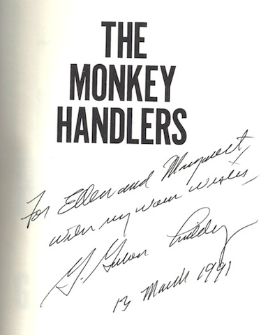Image for The Monkey Handlers