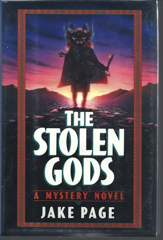 Image for The Stolen Gods