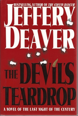 Image for The Devil's Teardrop: A Novel of the Last Night of the Century (A Lincoln Rhyme Novel)