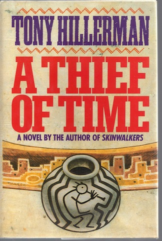 Image for A Thief of Time