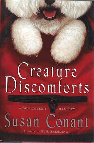 Image for Creature Discomforts: A Dog Lover's Mystery SIGNED
