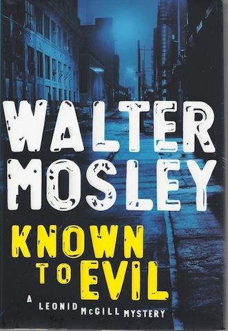 Image for Known to Evil (A Leonid McGill Mystery)