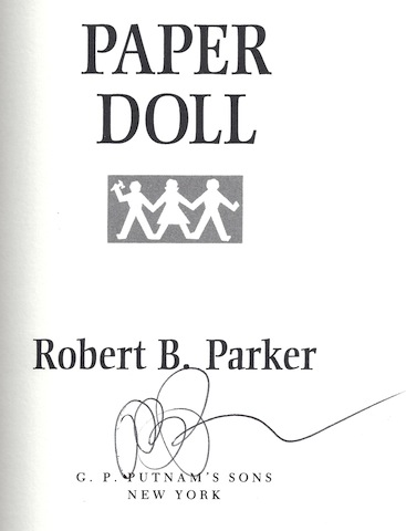Image for Paper Doll SIGNED