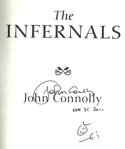 Image for The Infernals: A Samuel Johnson Tale SIGNED